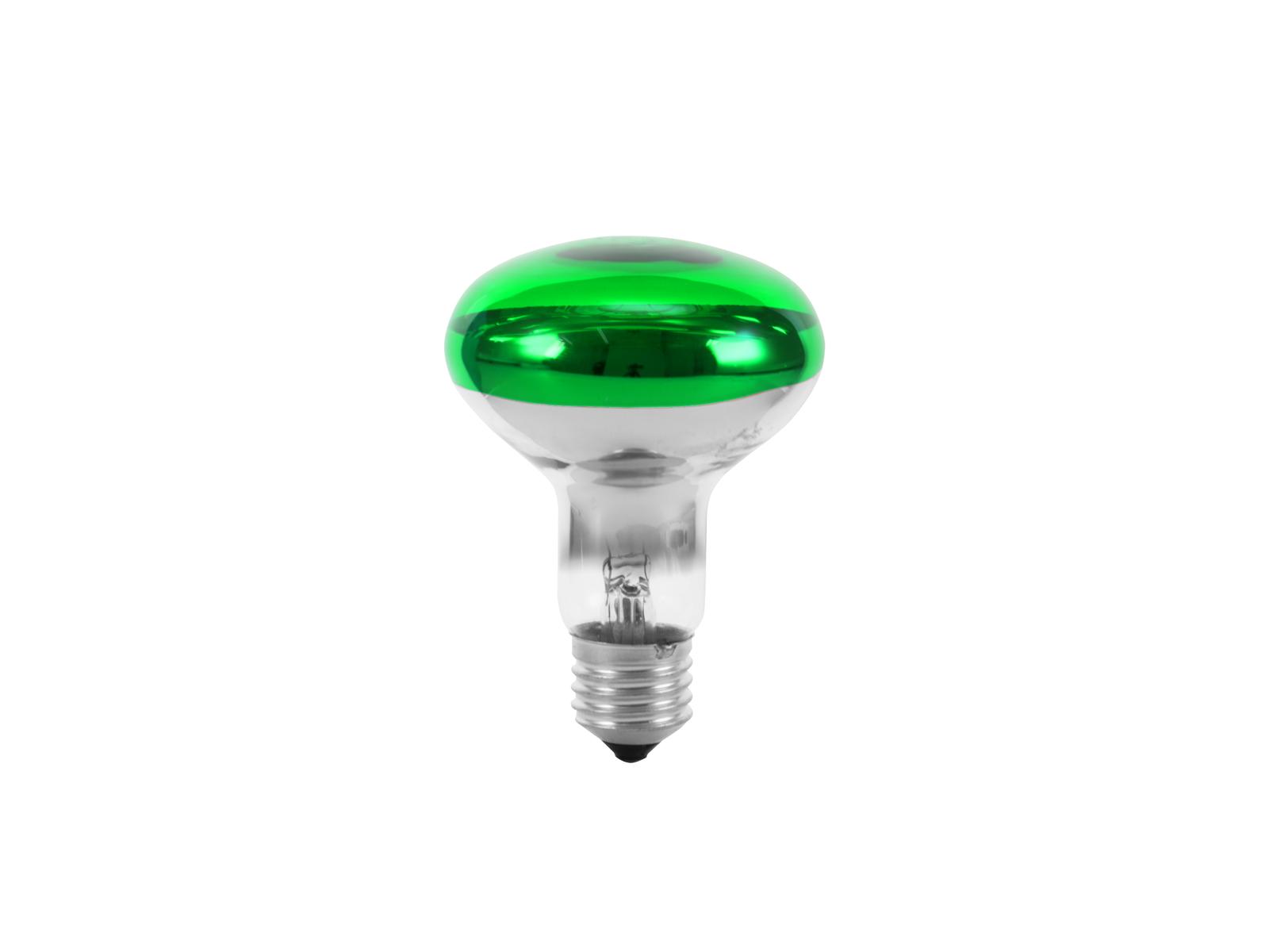 230V/60W E27 Omnilux, zelená