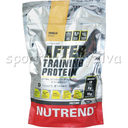 After Training Protein - 540g-jahoda