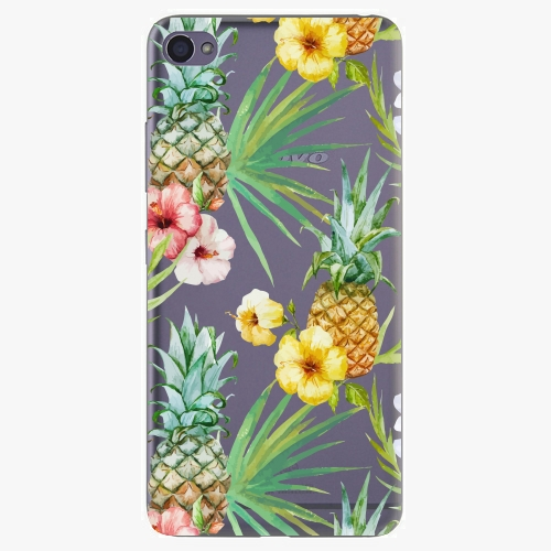Plastový kryt iSaprio - Pineapple Pattern 02 - Lenovo S90