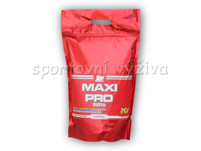 Maxi Pro 90% 2200g-jahoda