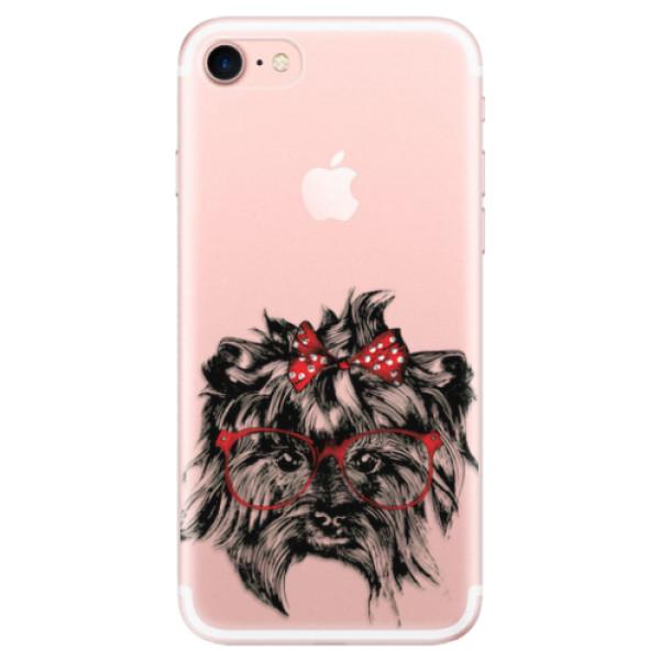 Odolné silikonové pouzdro iSaprio - Dog 03 - iPhone 7