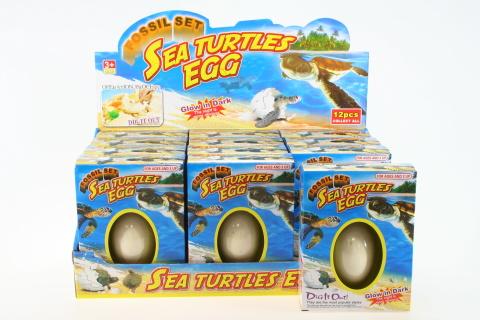 Tesání želví vejce