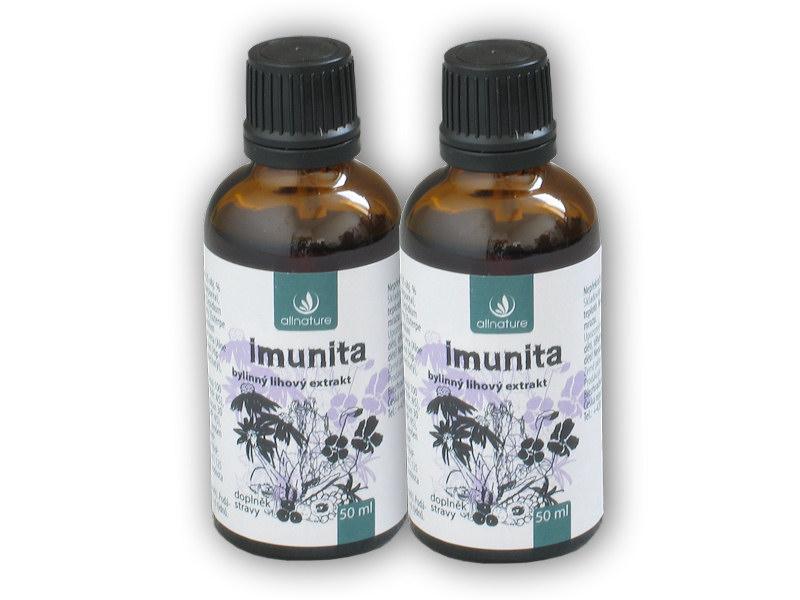 2x Imunita bylinný lihový extrakt 50ml