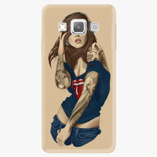 Plastový kryt iSaprio - Girl 03 - Samsung Galaxy A3