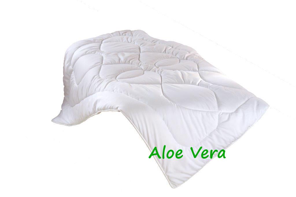 Prodloužená přikrývka Aloe Vera 140x220cm letní 495g