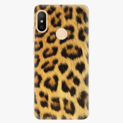 Silikonové pouzdro iSaprio - Jaguar Skin - Xiaomi Mi A2 Lite