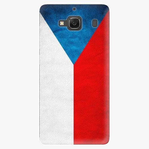 Plastový kryt iSaprio - Czech Flag - Xiaomi Redmi 2