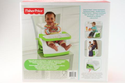 Fisher price Sedátko rostoucí s dítětem DMJ45