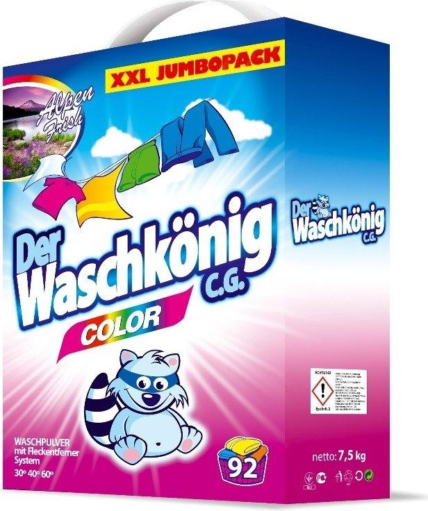Color prášek na praní 7,5 Kg (92 praní)