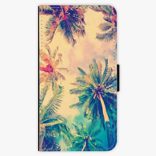 Flipové pouzdro iSaprio - Palm Beach - iPhone X