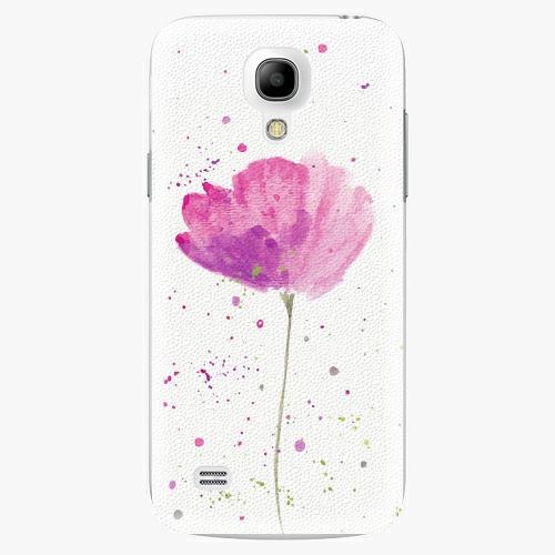 Plastový kryt iSaprio - Poppies - Samsung Galaxy S4 Mini