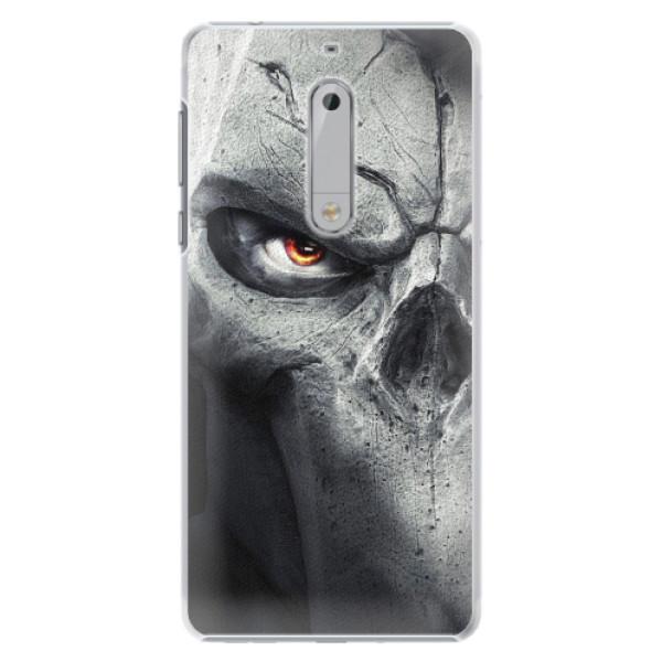 Plastové pouzdro iSaprio - Horror - Nokia 5