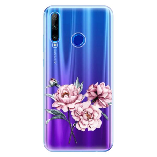 Odolné silikonové pouzdro iSaprio - Poeny - Huawei Honor 20 Lite