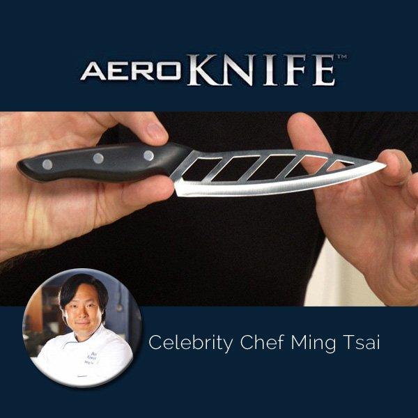 Profesionální kuchyňský nůž Aero