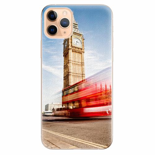 Silikonové pouzdro iSaprio - London 01 - iPhone 11 Pro Max
