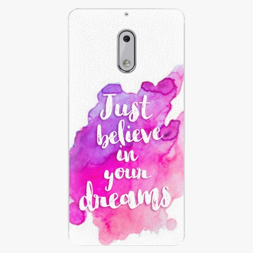 Plastový kryt iSaprio - Believe - Nokia 6