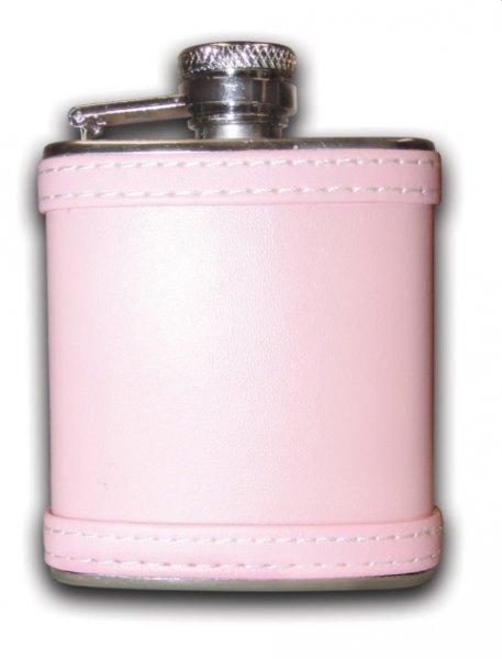 Dámská šik růžová placatka - Základní varianta
