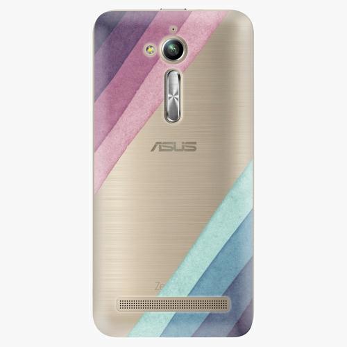 Plastový kryt iSaprio - Glitter Stripes 01 - Asus ZenFone Go ZB500KL