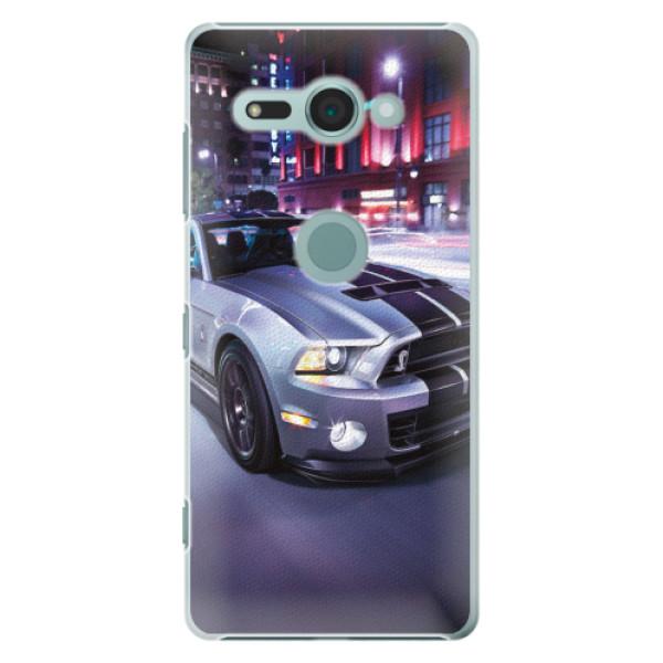 Plastové pouzdro iSaprio - Mustang - Sony Xperia XZ2 Compact