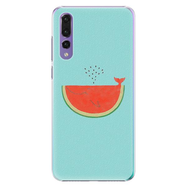 Plastové pouzdro iSaprio - Melon - Huawei P20 Pro