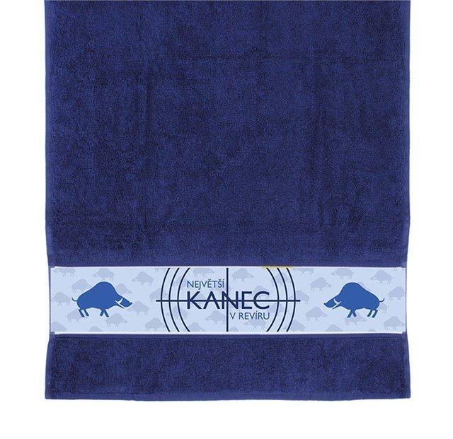 Dárkové ručníky - Ručník - Největší kanec