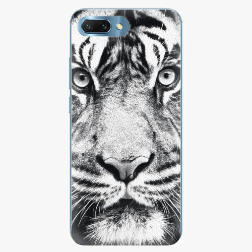 Silikonové pouzdro iSaprio - Tiger Face - Huawei Honor 10
