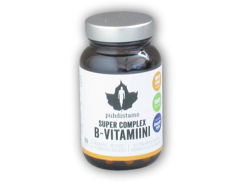 super-complex-b-vitamiini-60-kapsli