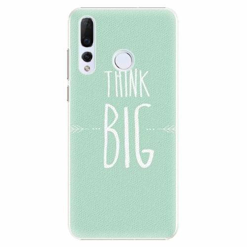 Plastový kryt iSaprio - Think Big - Huawei Nova 4