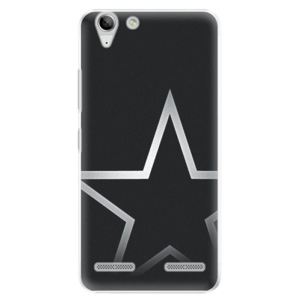 Plastové pouzdro iSaprio - Star - Lenovo Vibe K5