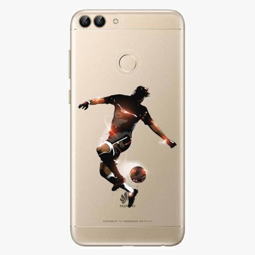 Plastový kryt iSaprio - Fotball 01 - Huawei P Smart