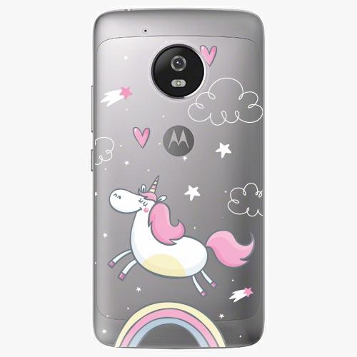 Plastový kryt iSaprio - Unicorn 01 - Lenovo Moto G5