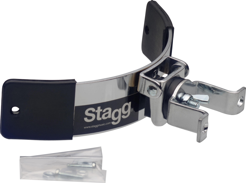 Stagg ML279, stehenní opěrka pro pochodové bubny
