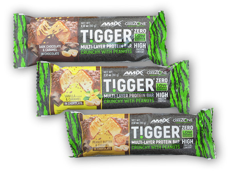 Tigger Zero Multi Layer Protein Bar