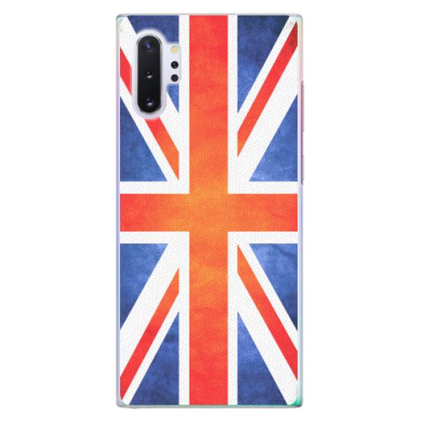 Plastové pouzdro iSaprio - UK Flag - Samsung Galaxy Note 10+