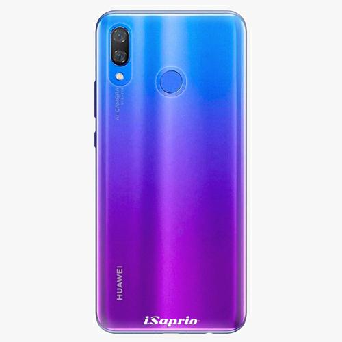 Plastový kryt iSaprio - 4Pure - průhledný matný - Huawei Y9 2019
