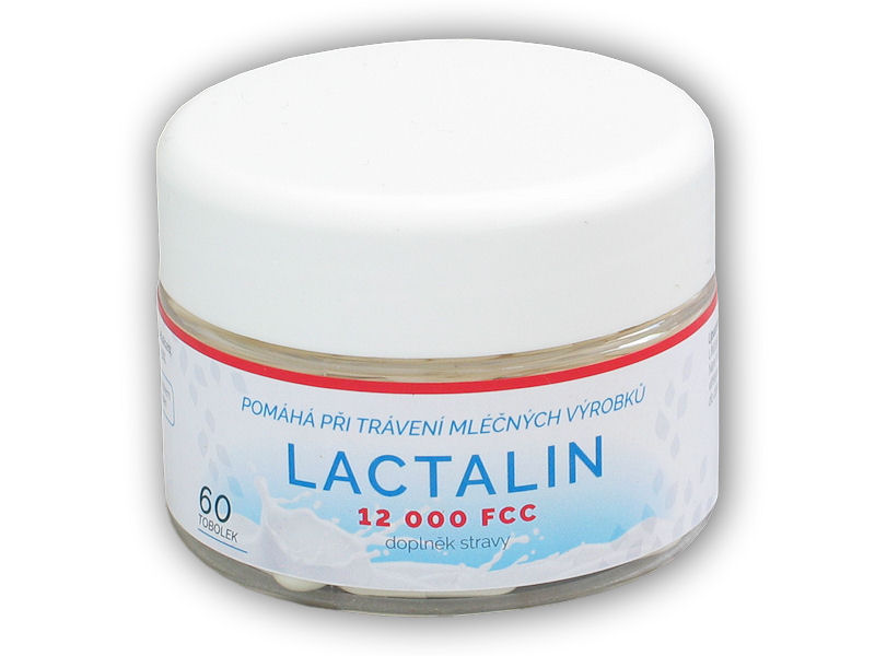 Lactalin 12000 FCC 60 kapslí