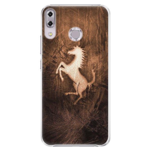 Plastové pouzdro iSaprio - Vintage Horse - Asus ZenFone 5Z ZS620KL