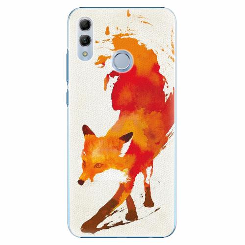 Plastový kryt iSaprio - Fast Fox - Huawei Honor 10 Lite