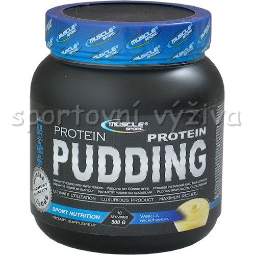 Protein pudding - 500g-karamel