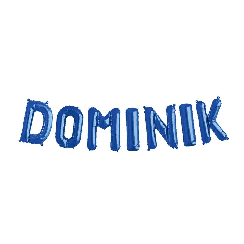 Nafukovačka - Dominik