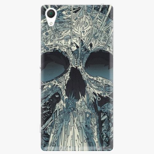 Plastový kryt iSaprio - Abstract Skull - Sony Xperia Z2