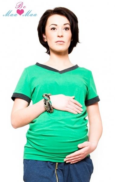 Tunika, triko EVVA - zelené - XS/L