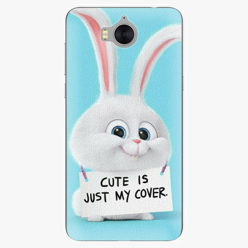 Plastový kryt iSaprio - My Cover - Huawei Y5 2017 / Y6 2017