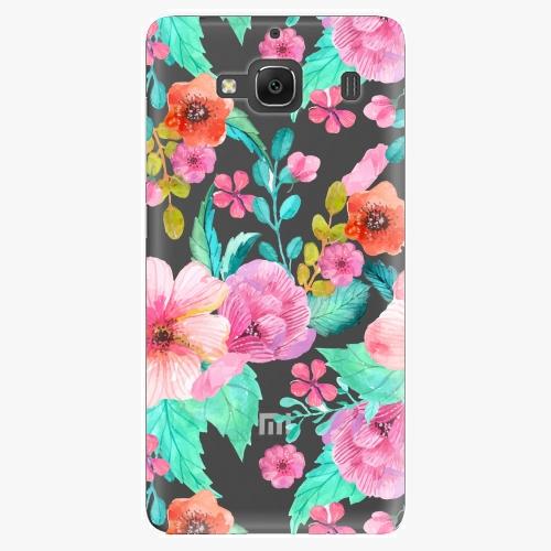 Plastový kryt iSaprio - Flower Pattern 01 - Xiaomi Redmi 2