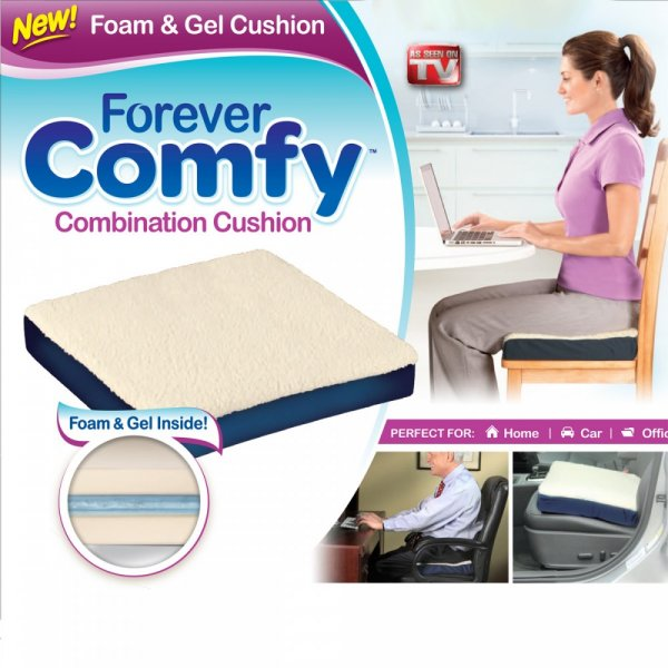 Gelový podsedák Forever Comfy pro pohodlné sezení