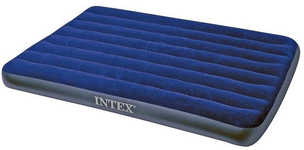 Postel nafukovací Intex Classic Full