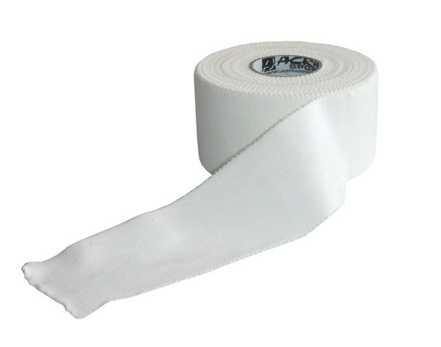 Pevný tejp 3,8 cm x 13,7 m bílý