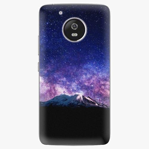 Plastový kryt iSaprio - Milky Way - Lenovo Moto G5