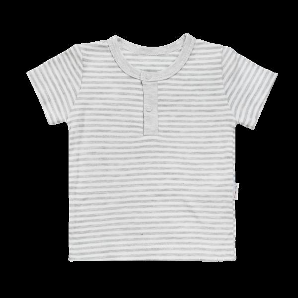 Bavlněné Polo tričko Mamatti Gentleman krátký rukáv