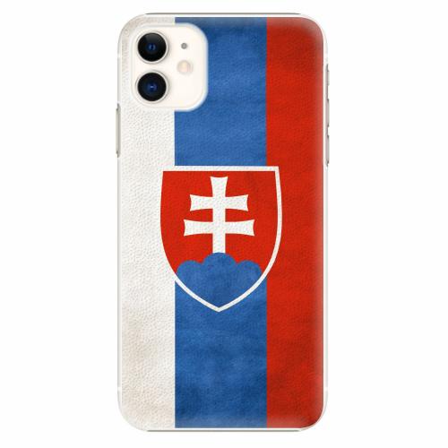 Plastový kryt iSaprio - Slovakia Flag - iPhone 11